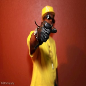 Chop Black Foto artis