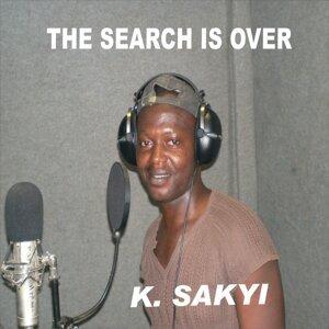 K. Sakyi 歌手頭像