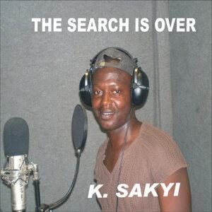 K. Sakyi