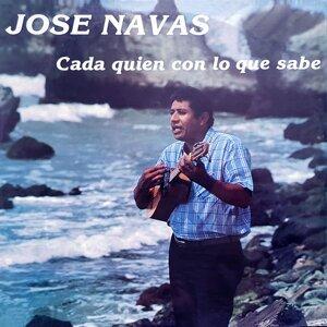 José Navas Foto artis
