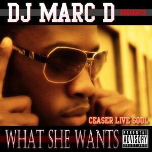 DJMARCD Ft. Ceaser Live Soul Foto artis