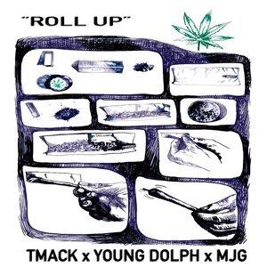 TMack, Young Dolph, MJG Foto artis