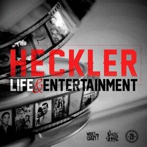 Heckler Foto artis