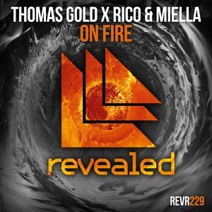 Thomas Gold x Rico, Miella Foto artis