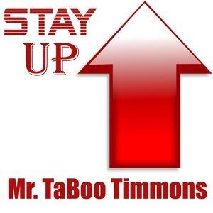 Mr. Taboo Timmons Foto artis