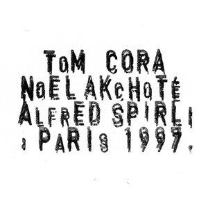 Tom Cora, Noël Akchoté, Alfred Spirli Foto artis