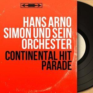 Hans Arno Simon und sein Orchester Foto artis