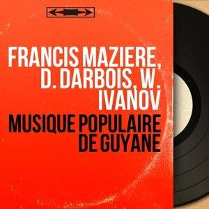 Francis Mazière, D. Darbois, W. Ivanov Foto artis