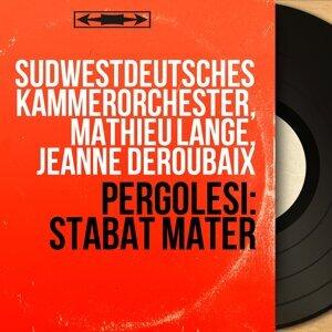Südwestdeutsches Kammerorchester, Mathieu Lange, Jeanne Deroubaix Foto artis