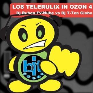 DJ Ruben Fx-Nube, DJ T-Ten Globo Foto artis