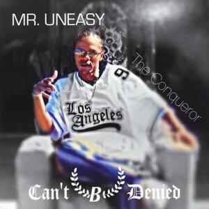 Mr Uneasy Foto artis