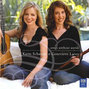 Genevieve Lacey, Karin Schaupp Foto artis