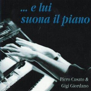 Piero Cusato, Gigi Giordano Foto artis