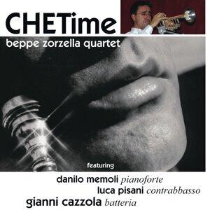 Beppe Zorzella Quartet Foto artis