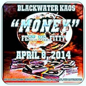 Blackwater Kaos Foto artis