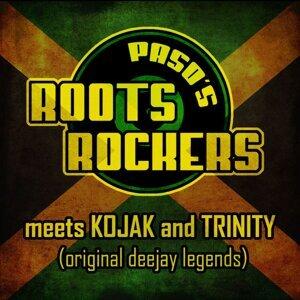 PASO's Roots Rockers Foto artis