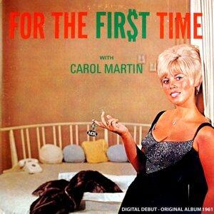 Carol Martin, The Buddy Davis Trio Foto artis