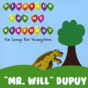 """Mr. Will"" Dupuy Foto artis"