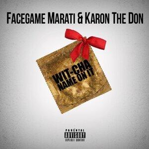 Facegame Marati, Karon The Don Foto artis