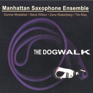 Gunnar Mossblad-The Manhattan Saxophone Ensemble Foto artis