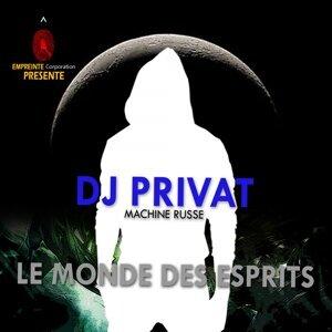 DJ Privat Machine Russe Foto artis