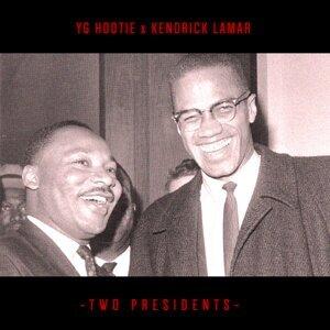 YG Hootie, Kendrick Lamar Foto artis