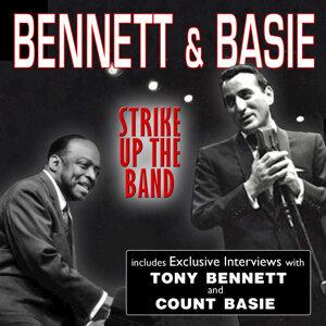 Tony Bennett, Count Basie Orchestra Foto artis