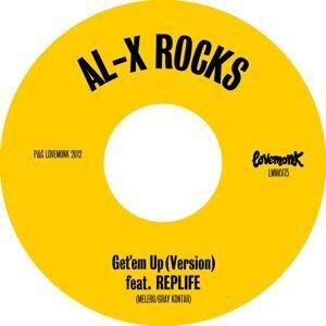 Al-X Rocks Foto artis