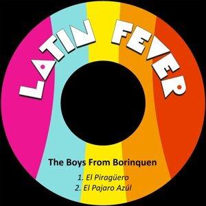 The Boys From Borinquen Foto artis