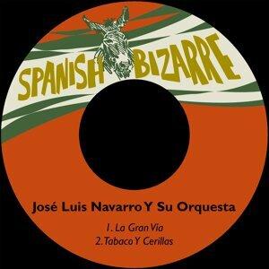 José Luis Navarro Y Su Orquesta Foto artis