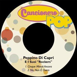 """Peppino Di Capri e I Suoi """"Rockers"""" Foto artis"""