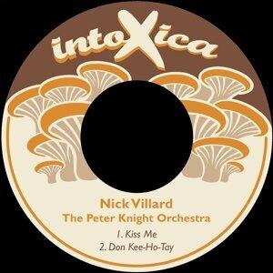 Nick Villard, The Peter Knight Orchestra Foto artis