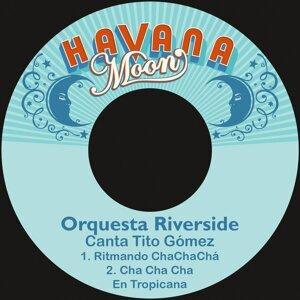 Orquesta Riverside, Tito Gómez Foto artis
