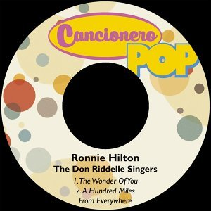 Ronnie Hilton, The Don Riddelle Singers Foto artis