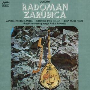 Zarubica Radoman Foto artis