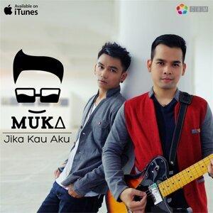 Muka Band Foto artis