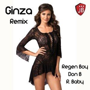 Regen Boy, Don B, R Baby Foto artis