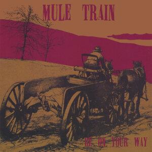 Mule Train Foto artis