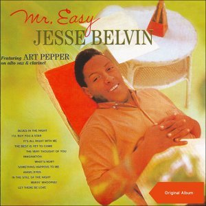 Jesse Belvin, The Marty Paich Orchestra Foto artis