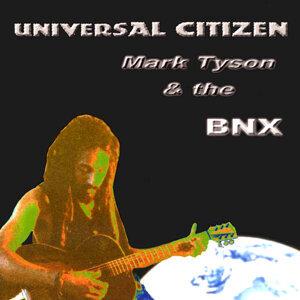 Mark Tyson & The BNX Foto artis