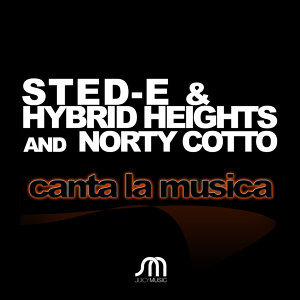 Sted-E, Hybrid Heights, Norty Cotto Foto artis