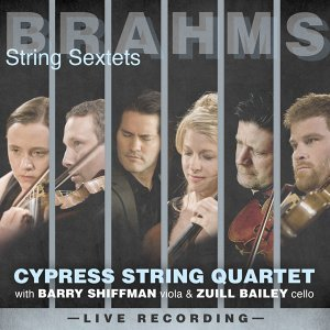 Cypress String Quartet, Barry Shiffman, Zuill Bailey Foto artis