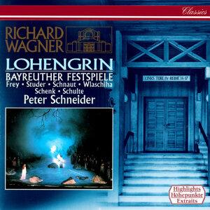 Peter Schneider, Bayreuth Festival Orchestra Foto artis