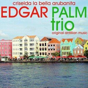 Edgar Palm en Trio Foto artis