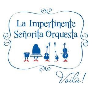 La Impertinente Señorita Orquesta Foto artis