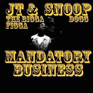 JT the Bigga Figga, Snoop Dogg Foto artis