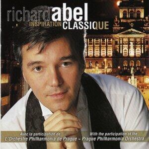 Richard Abel, Marc Bélanger, Orchestre Philharmonia de Prague Foto artis