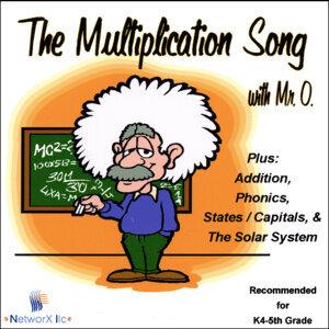 The Multiplication Song Foto artis