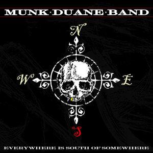 Munk Duane Band Foto artis