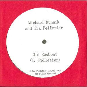 Michael Munnik & Ira Pelletier Foto artis